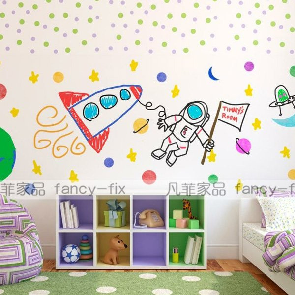 Exceptionnel Fancy Fix Wholesale, 45*200cm Vinyl Whiteboard Sticker, Dry Erase Wall Decal
