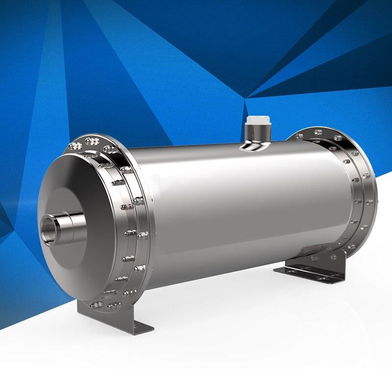 EIREE usine prix 83L/Min Sous évier en acier inoxydable 304 UF Purificateur D'eau avec UF membrane