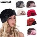 Women Winter Hat Multicolor Wool Female Skullies and Beanies Hat for Women Cloche Bucket Ladies Hats Autumn Winter Cap A375