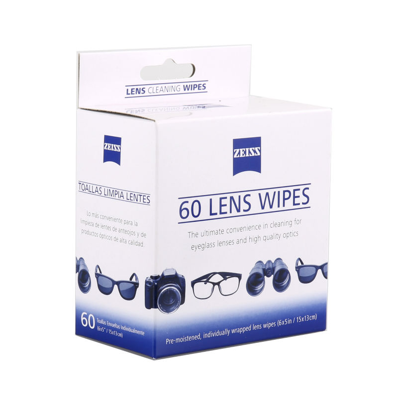 ZEISS lens cleaning kit camera sensor cleaner cloth dslr accessories 120 counts 2packs in Camera Cleaning from Consumer Electronics