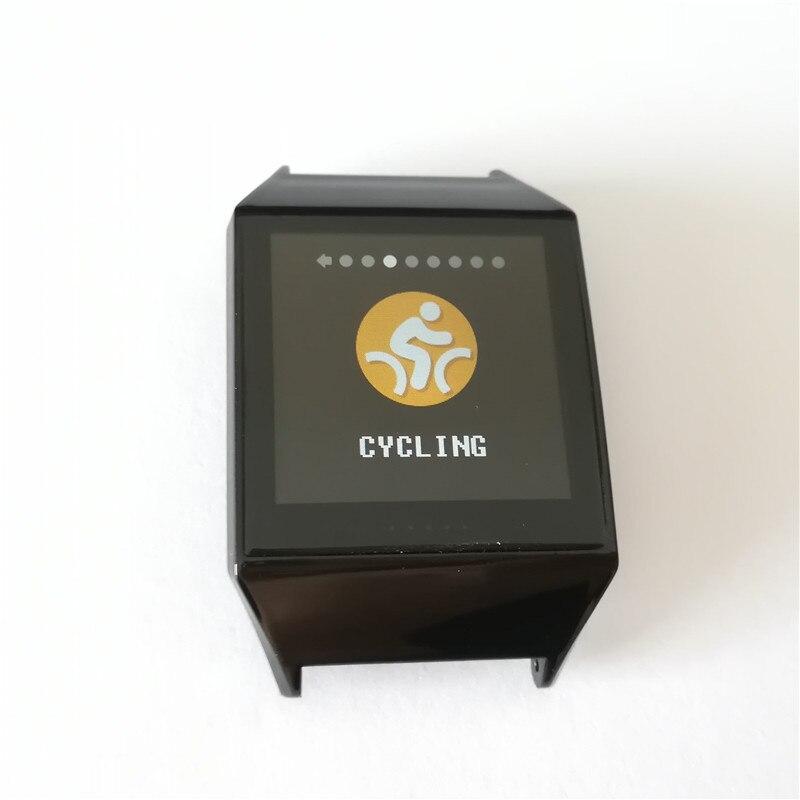 W1 Smart Bracelet Blood Pressure Measurement Color Screen Fitness Tracker Watch Waterproof IP68 Heart Rate Monitor GPS Tracker 31