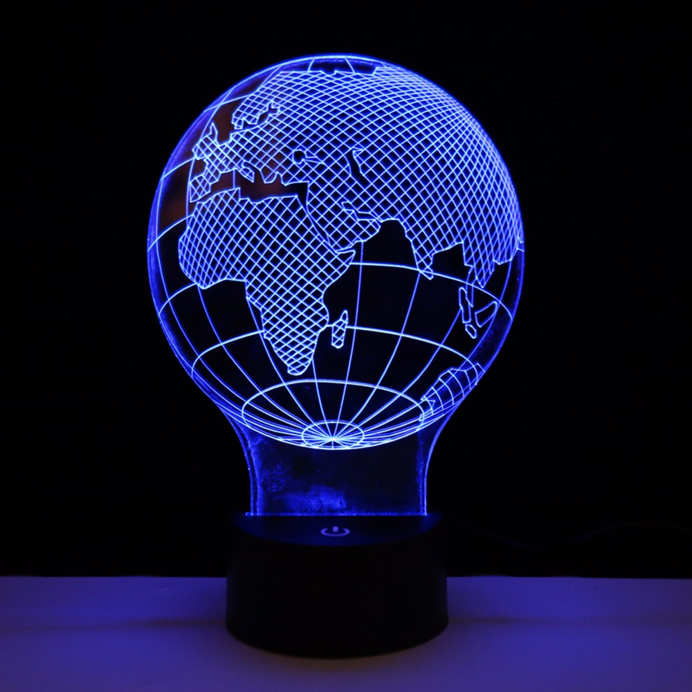 Compare Prices on World Globe Lamps- Online Shopping/Buy Low Price ...