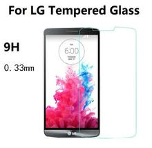 0.26mm Explosion-proof Tempered Glass For LG X Screen RAY Zero Prime 2 stylus 2 X Style X Power k3 k5 G4 Beat Protector Film