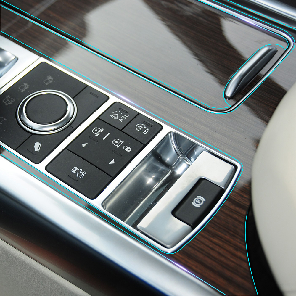 Sticker For Range Rover Sport Transparent Promotion Tpu: Aliexpress.com : Buy Anti Scratch Clear Car Interior