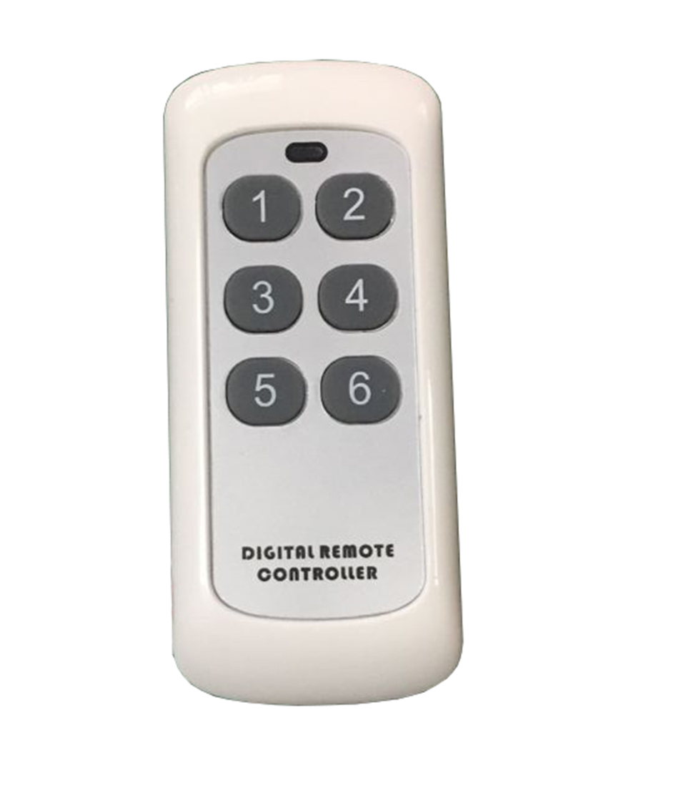 RF Mini Remote <font><b>Controller</b></font>, Wall Light Switch Accessaries, Digital Wall Light Remote Switch <font><b>Controller</b></font> RF315 <font><b>RF433</b></font> <font><b>Controller</b></font> image