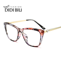 4bbcee1619 Vintage Cat Eye Clear Glasses Ultra Light Transparent Optical Myopia  Eyewear Frame Women Trend Decoration Eyeglass. Vintage ojo de gato gafas ...
