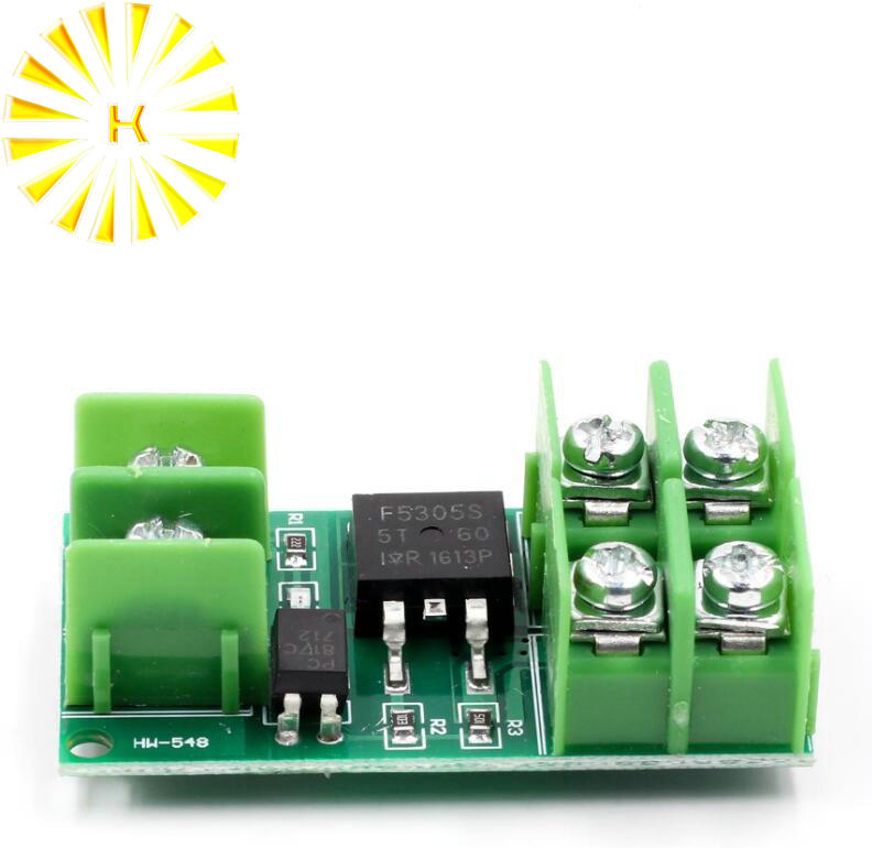 Electronic Components & Supplies Active Dc 5v-36v Electronic Pulse Trigger Switch Control Panel Mos Fet Field Effect Module Driver For Led Motor Pump Exquisite Craftsmanship; Integrated Circuits