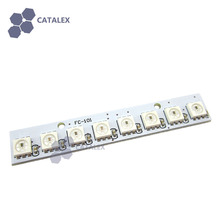 WS2811 5050 Full-color RGB LED Lamp Panel 8-Bit 5V LED module for Arduino / STM32