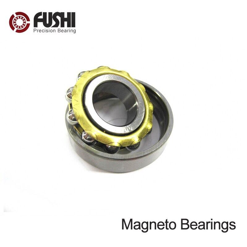 Magneto Bearing E4 E5 E6 E7 E8 E9 ( 1 PC) Angular Contact Separate Permanent Motor Ball Bearings 1pcs 71901 71901cd p4 7901 12x24x6 mochu thin walled miniature angular contact bearings speed spindle bearings cnc abec 7