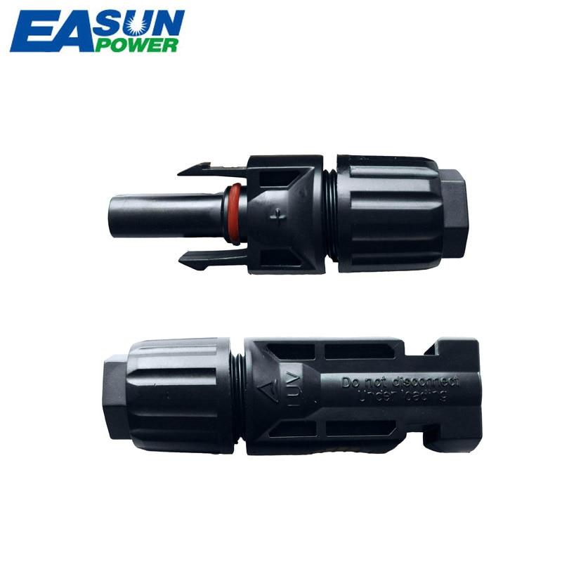Easun Power Mc4 Connector Solar Connector 5 Pairs Pv Solar