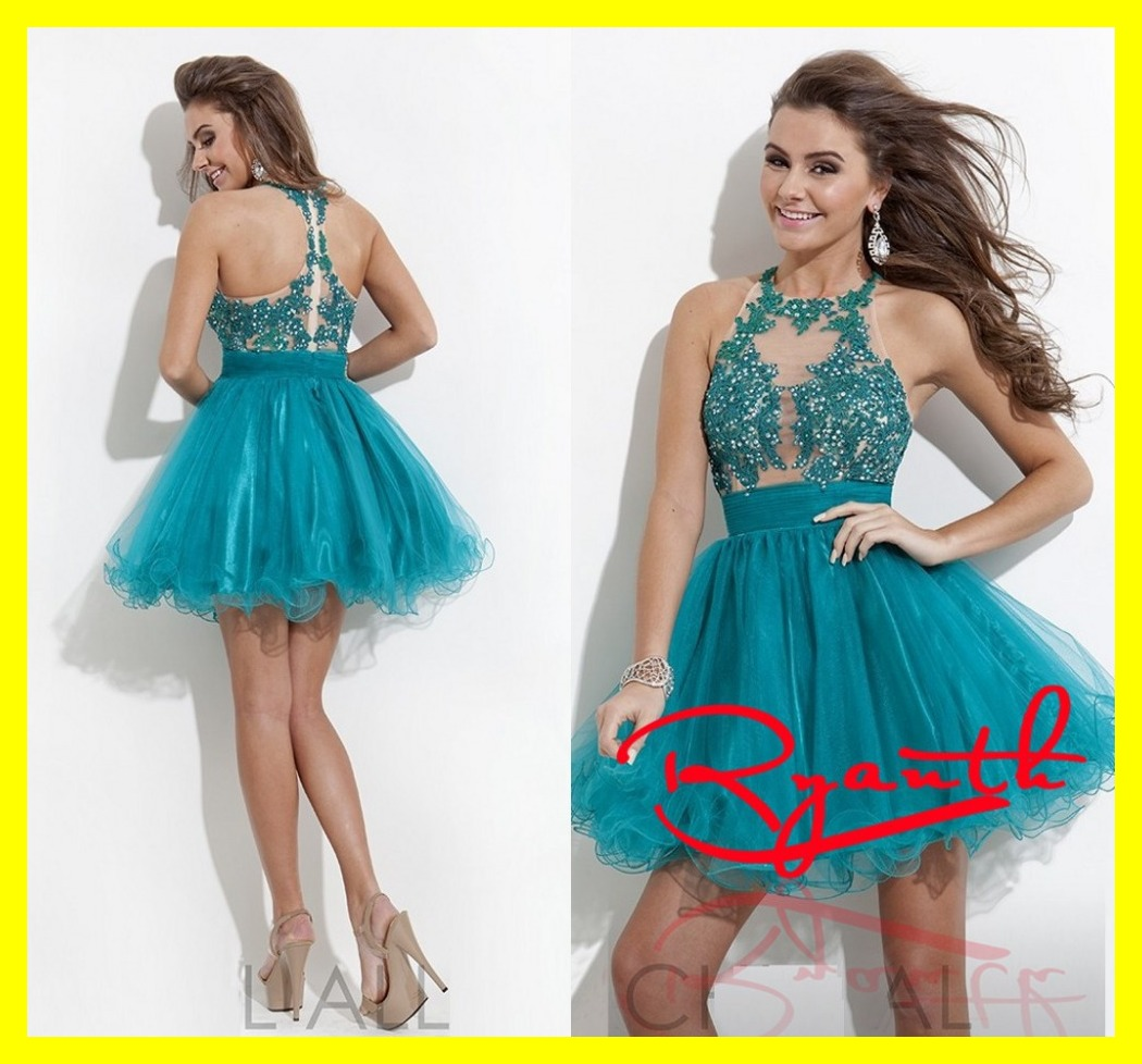 Images of Semi Formal Homecoming Dresses - Reikian