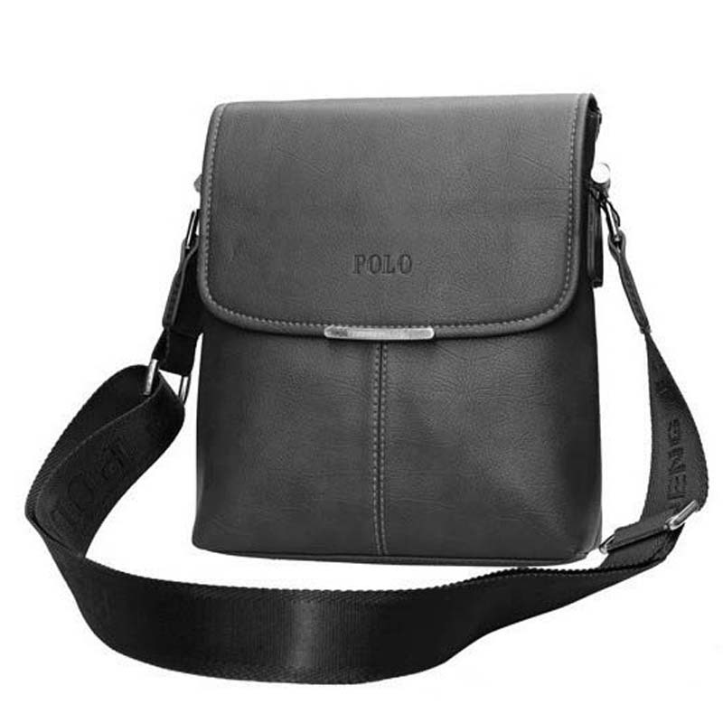 Hot Sell Famous Brand Design Leather Men Bag Casual Business Leather Mens Messenger Bag Vintage Men's Crossbody Bag bolsas male