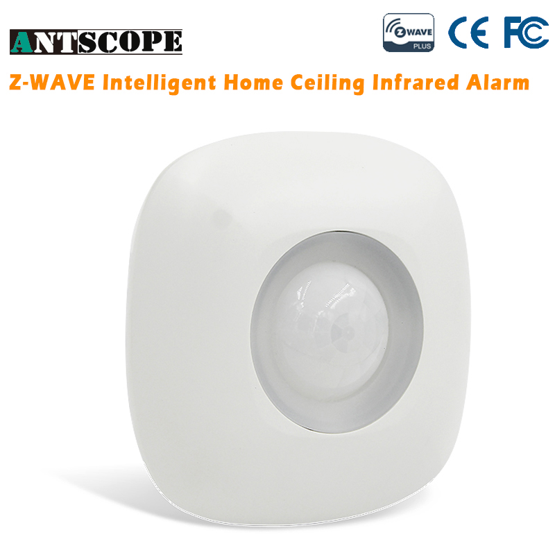 Z wave Motion Detector Sensor Alarm Z-wave 868.4 MHz Wireless Infrared Motion Sensor Smart Home Automation Security Systems neo coolcam nas pd02z new z wave pir motion sensor detector home automation alarm system motion alarm system eu us version