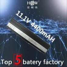 Battery for ASUS A32-U6 A33-U6 90-ND81B1000T 90-ND81B2000T 90-NGD1B2000T 90-NPW1B1000Y VX3 N20 N20A U6S U6Sg U6V bateria