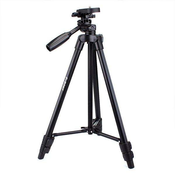 Svbony tripé portátil para câmera slr tripé