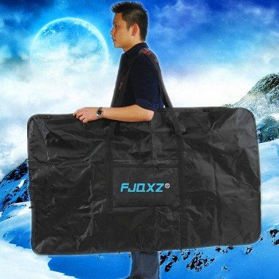 Cycling Bicycle Carrier Bag Carry Pack Storage Folding Bike Loading Bag MTB Bike Loading Package Road