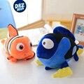 Bote Tiburón Pulpo de peluche de Juguete Muñeca Dolly Tortugas 2 Nemo los pescados Del Payaso Nemo Muñeco de peluche de felpa animales