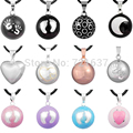 12 Styles Chime Bola Pendant Eudora Harmony Ball Mexico Chime Ball Baby Gift Jewelry Angel Caller Long Necklace Sounds Bola Men
