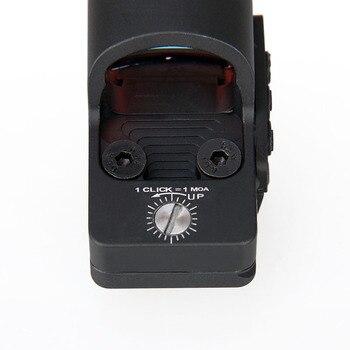 Койот Тактический Red Dot Scope 2 MOA Красный точка зрения 20 мм водостойкий противоударный для настоящей охоты GZ20078