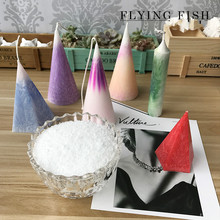 Ice wax, Stone candle material, aromatherapy DIY material 500g