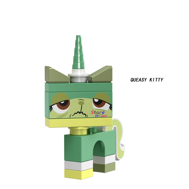 Single Building Blocks Cartoon Movie Figure E.T Elliott Stay Puft Finn Gizmo