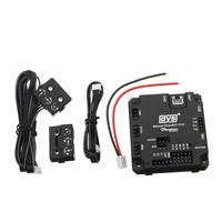for the PC Connection 32Bit BaseCam BGC V3.0 Brushless Gimbal Controller With Protection Case 52x55mm 3 axes Stabilization