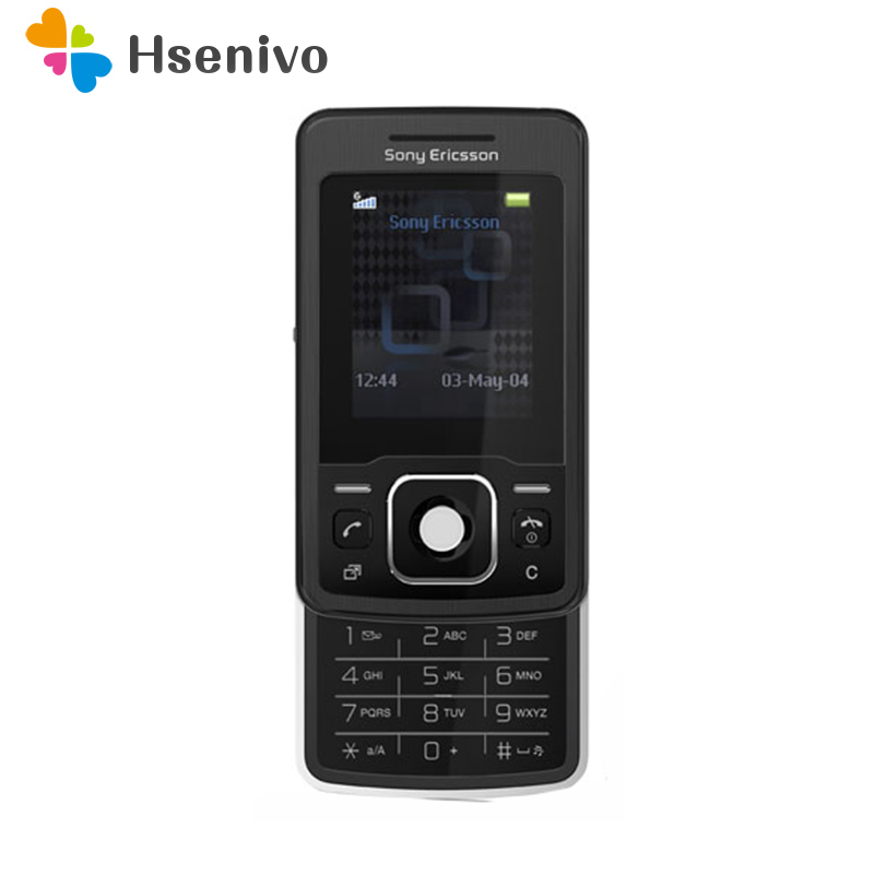 T303 100% Original Unlokced Sony Ericsson T303i Mobile Phone 2G Bluetooth 2.0MP Camera FM Unlocked Cell Phone Free Shipping