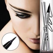 Amazing Beauty Black Waterproof Eyeliner Liquid Eye Liner Pen Pencil Makeup Cosmetic TF