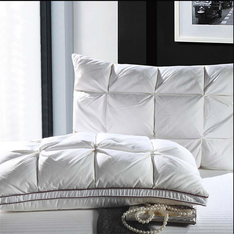 Chpermore Hot Sale White Goose Down Pillow High Quality