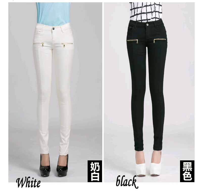 Compare Prices on White Capri Jeans- Online Shopping/Buy Low Price ...