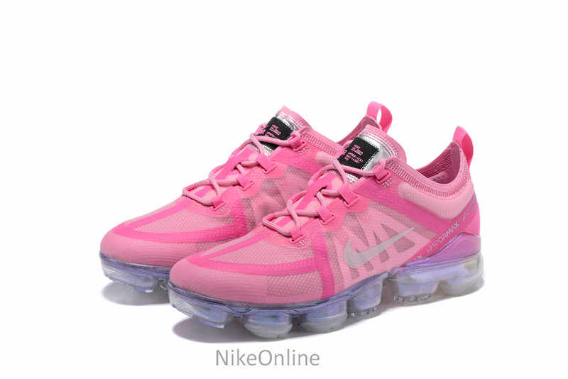 652c9205406 New Arrival Original Nike AIR Vapormax 2019 Men s Breathable Running Shoes  Outdoor Sport Shoes 36-