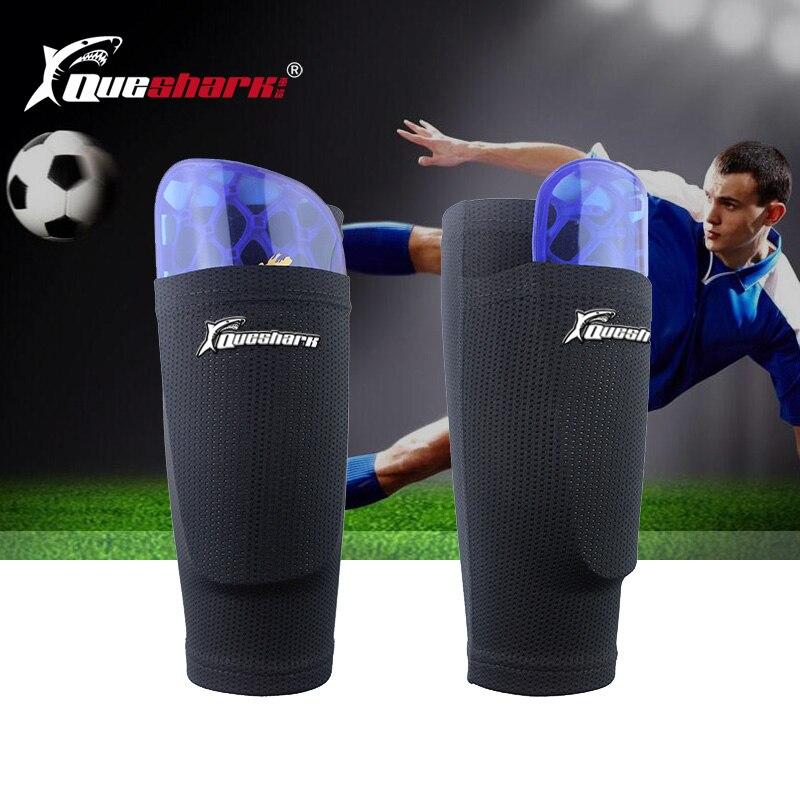 Детские Взрослые футбольные защитные щитки для подростков, детские футбольные протекторы для голени, спортивные рукава для ног с противоударной защитой от столкновений