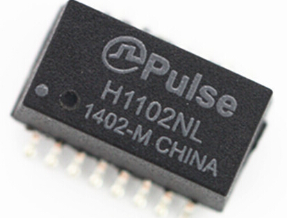 H1102 SOP16 Telecom Transformer 1:1/1:1 1500Vrms -1.1dB Surface Mount H1102NL