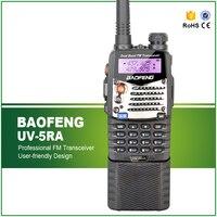 Original Baofeng UV 5RA Two Way Radio VHF UHF Dual Band UV 5RA Pofung Walkie Talkie PTT PMR Professional Transceiver