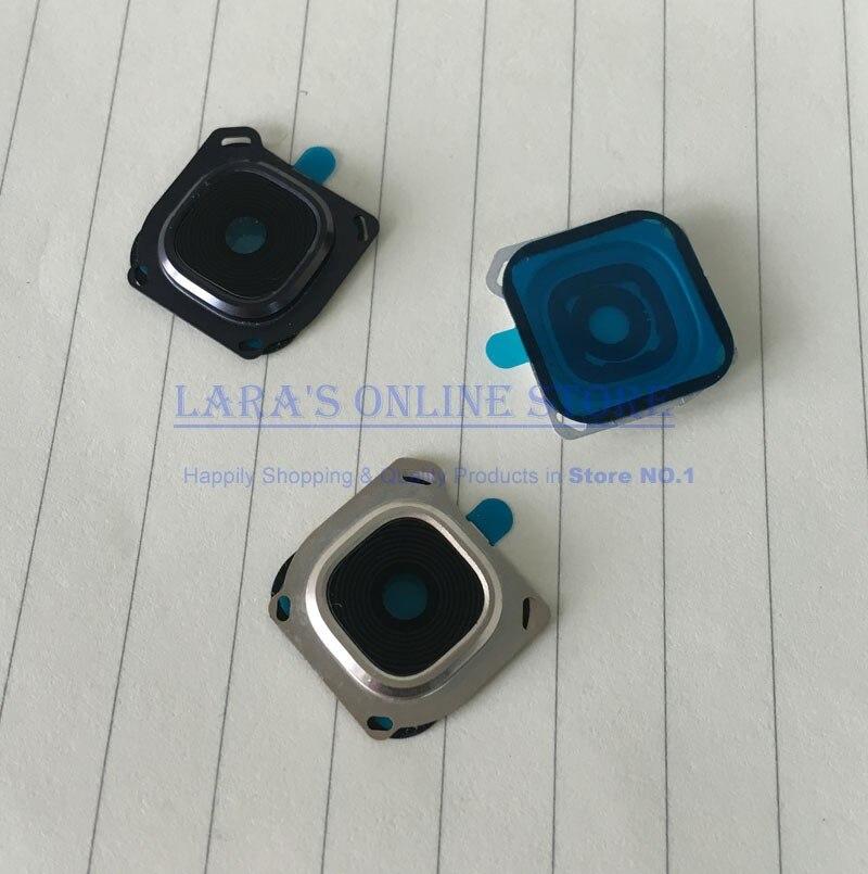 JEDX Original Rear Camera Lens with Holder for Samsung Galax