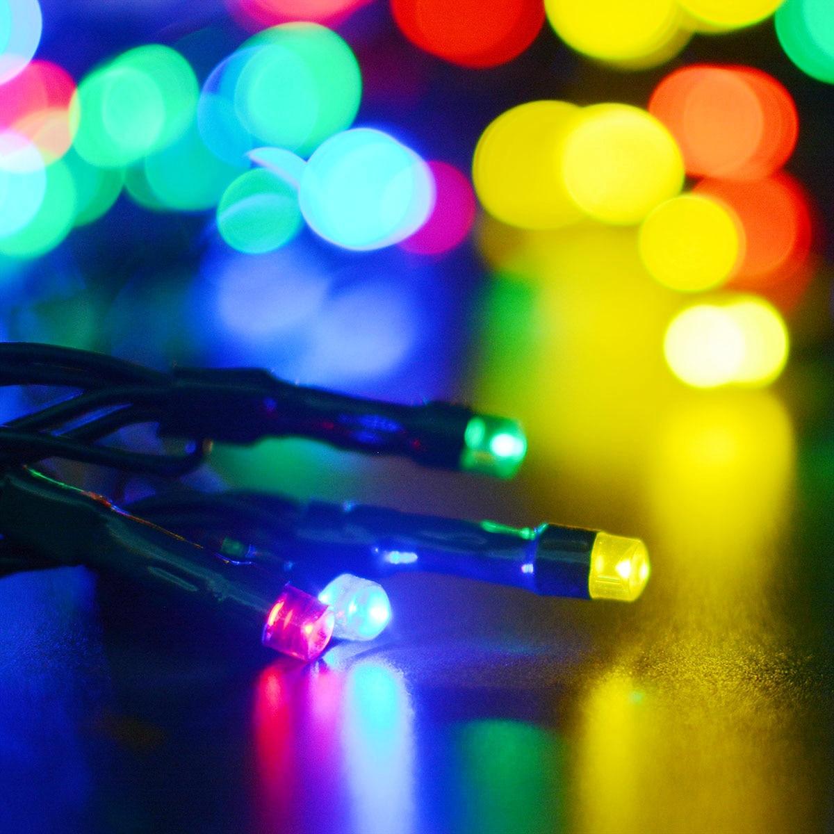Cordas de Iluminação lighitng jardim luzes do partido Keyword : Solar Powered Led String Light