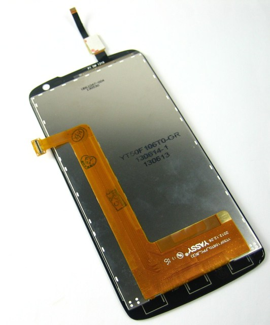 Replacement Full LCD Display + Touch Screen Digitizer for Lenovo S820