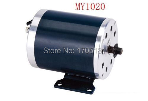 Buy 36v 500w Electric Scooter Brush Motor