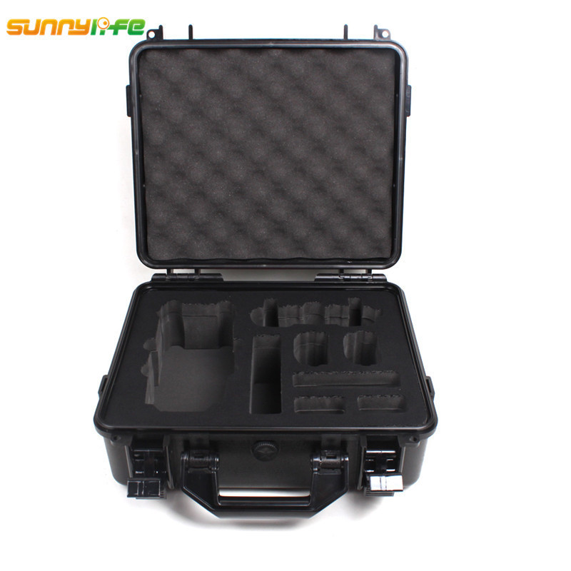 DJI Mavic Pro Suitcase Waterproof Bag Hardshell Portable Explosionproof Case Backpack Handbag Traveling Case for DJI Mavic Pro