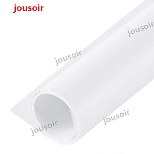 100cm*200cm 39*79 White Seamless Water-proof PVC Backdrop Background Paper for Photo Video Photography Studio CD50 200cm 150cm fundo alphabet wall3d baby photography backdrop background lk 2071