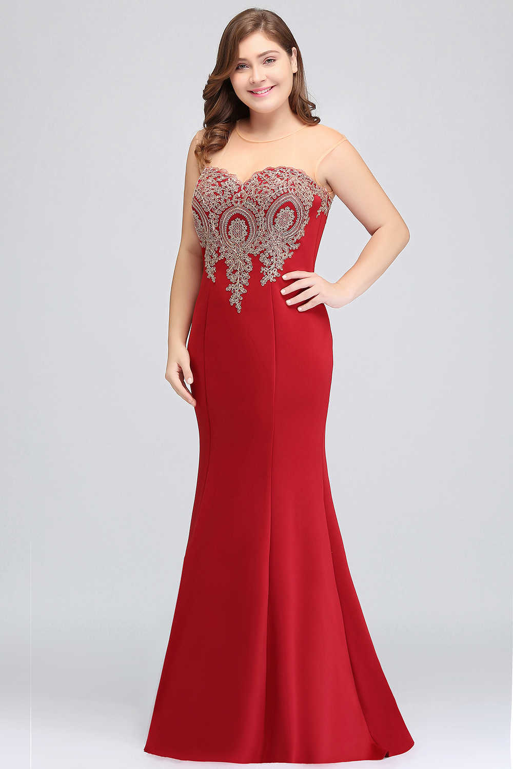 3feeba75a1a Long Evening Dresses For Plus Size - Gomes Weine AG