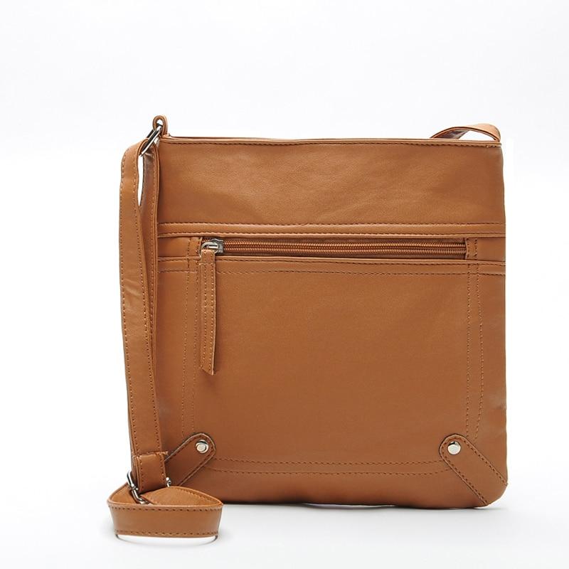 Women Messenger Bags Lady Crossbody Mini Bag Womens Leather Satchel Cross Body Shoulder Messenger Bag Handbag