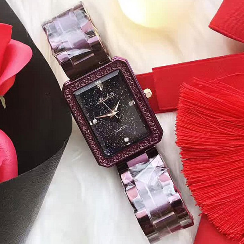 Luxury Diamond Watches Women Fashion Stainless Steel Bracelet Wrist Watch Womens Brand Design Quartz Watch Clock Reloj mujer longbo luxury brand fashion quartz watch blue leather strap women wrist watches famous female hodinky clock reloj mujer gift