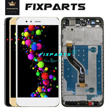 LCD originale Huawei P10 Lite LCD Display Touch Screen Digitizer Assembly Con Telaio Sostituire Huawei P10 Lite LCD WAS-LX2J WAS-LX2