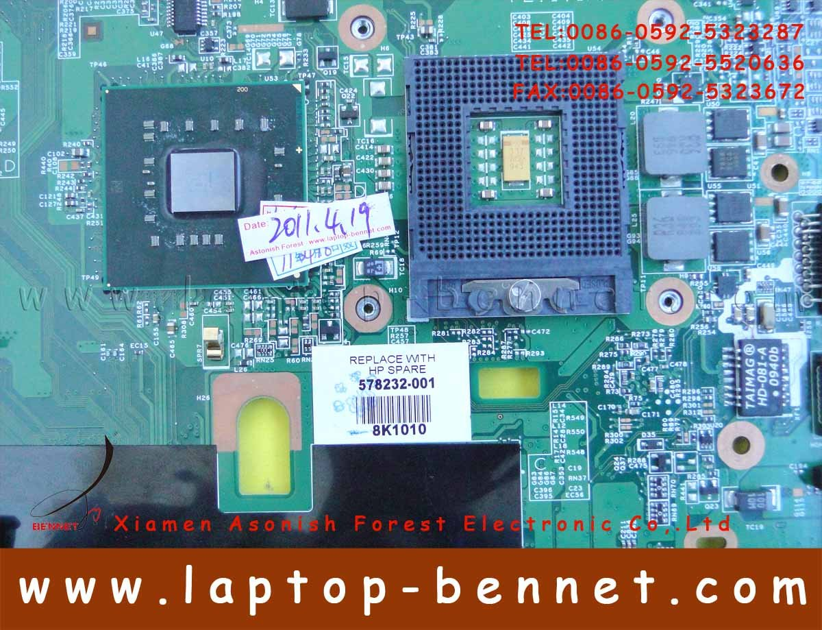 HP G60-647NR Notebook Modem 64Bit