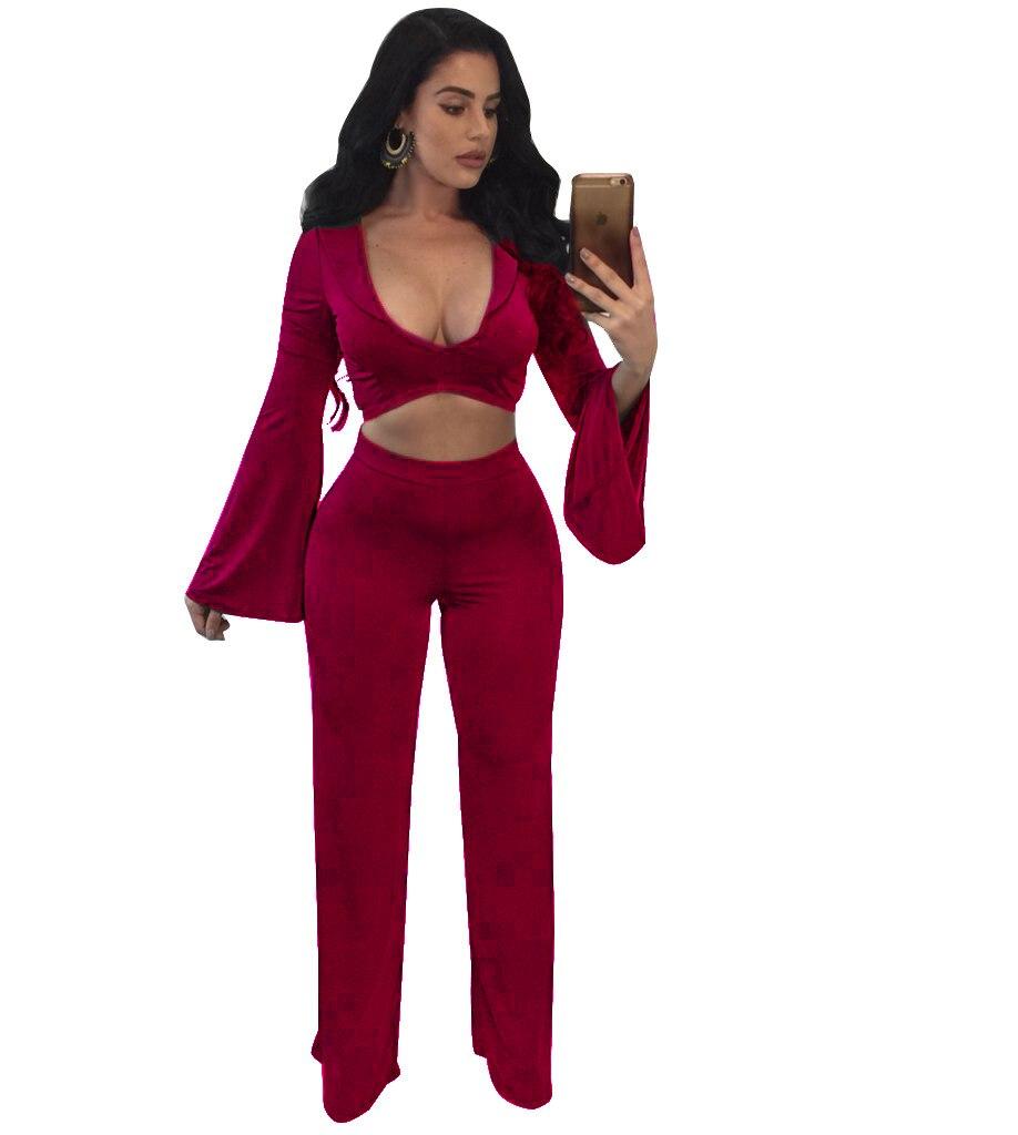 NEW tweed suit women Plus Size Two Piece Set Casual Women Two Piece Set Sweat Suits Outfits Bodycon Jumpsuits Top And Pants Set