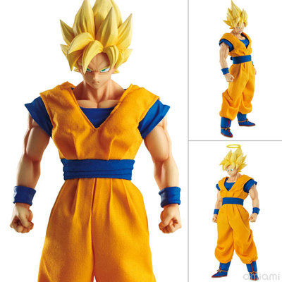Dragon Ball Z DOD Super Saiyan Son Goku PVC Action Figure Collectible Model Toy 18cm anime dragon ball super saiyan 3 son gokou pvc action figure collectible model toy 18cm kt2841