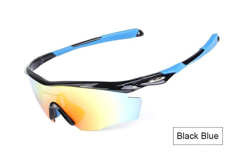 c18f122857 Profesional Deporte Ciclismo Gafas Polarizadas Montar Gafas De Sol ...