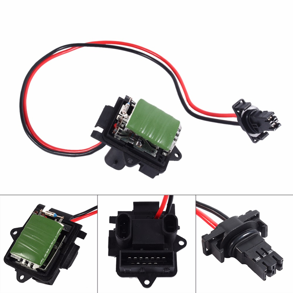Heater Fan Blower Motor Resistor For Renault Trafic Vauxhall Vivaro On The Next Page How Works Air Con In Parts From Automobiles Motorcycles