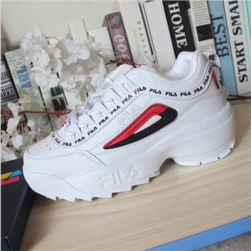 shoes woman 2019 New Chunky Sneakers For Women Vulcanize Shoes Casual Fashion Dad Platform Sneakers Basket Femme chaussures